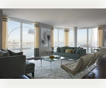Luxury 2 bedroom and 2 1/2 bath in full service Upper West Side Building.