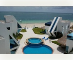 NEW BEACH FRONT CONDO DEVELOPMENT **15 MIN DRIVE FROM CANCUN AIRPORT