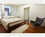 Awesome Luxury 1BD 1BTH in FiDi!