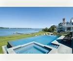 SHELTER ISLAND WATERFRONT ESTATE WITH DEEPWATER DOCK 