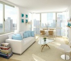 Remarkable Luxury Hi-Rise 2BD 1BTH in Midtown West!